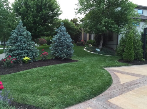 Landscape Mulch Installation Kansas City, MO